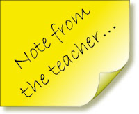 note_from_the_teacher